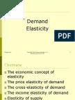 04 Demand Elasticity -Revised