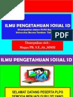Presentasi Modul PLPG IPS SD
