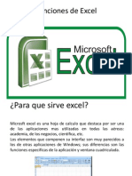 Excel Informatica