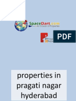 Properties in Pragati Nagar Hyderabad