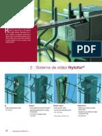 Nylofor Sisteme de Stalpi 2012
