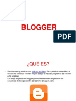 Blogger Power Point
