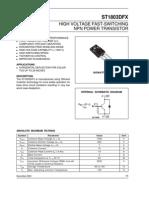 929-Transistor-ST1803DFX-ST