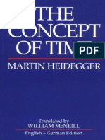 And martin pdf being heidegger time