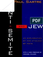 Sartre, Jean-Paul - Anti-Semite and Jew (Schocken, 1976)