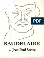 Sartre, Jean-Paul - Baudelaire (New Directions, 1950)