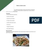 Salata Cu Fasole Uscata