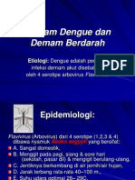 Demam Dengue Dan Demam Berdarah