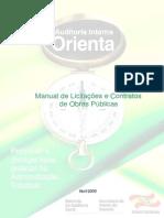 Manual de Licitacoes