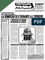 Le Sorbonnard Déchaîné n°12 (mai/juin 2007)