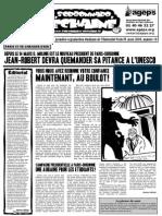 Le Sorbonnard Déchaîné n°18 (mars 2008)