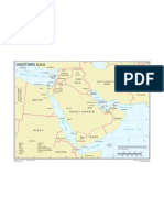 Map - West Asia
