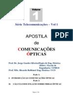 Apostila de Comunicacoes Opticas Ufrgs 20-11-09