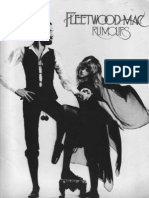 Fleetwood Mac Rumours PDF