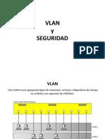 VLAN y Seguridad en SW