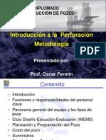 01- Introducción a la Perforación - Metodología