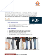Product Brochure Queue-Pro