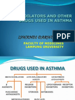 Bronchodilators and Other Drugs Used in Asthma