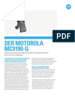 MC9190-G-DE