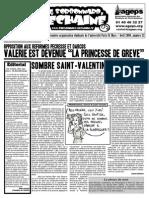 Le Sorbonnard Déchaîné n°22 (mars/avril 2009)