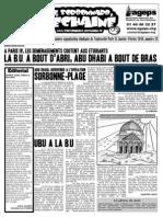 Le Sorbonnard Déchaîné n°25 (jan/fev 2010)