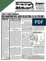 Le Sorbonnard Déchaîné n°25bis (mars 2010)