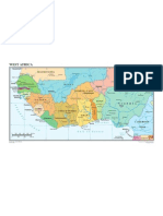 Map - West Africa
