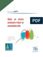 Support Formation - Communiquer Pour Faire Agir
