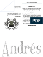TAREA APOSTOLES