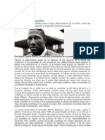 Articulo Sobre Djalma Santos-Retrato de Un Inventor
