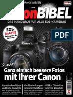 CanonFoto Sonderheft Canon Bibel 01 2014