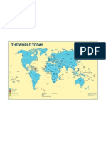 Map - The World Today