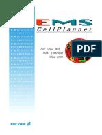 TEMS Cell Planner Description