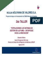 04_Presentación Sistema de Gestión en PyMEs_Eduardo Otálora