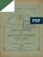 Armanac dera Mountanho. - Annados 12-13, 1919, 1920
