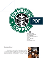 Proiect Marketing - Starbucks