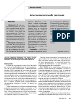 Adenoca Pancreas Mx