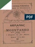 Armanac dera Mountanho. - Annado 14, 1921