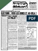 Le Sorbonnard Déchaîné n°33bis (février 2012)