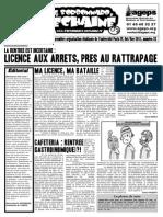 Le Sorbonnard Déchaîné n°32 (oct/nov 2011)