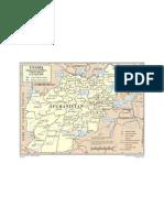 Map - UNAMA