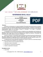 Lucia Cabrera Diversidad