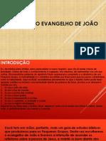 JESUS NO EVANGELHO DE JOÃO