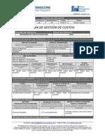 EGPR_140 – Ejemplo de Plan de Gestión de Costos