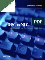 DPC Vs NIC