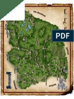 Middenland Map