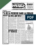 Le Sorbonnard Déchaîné n°37 (mars/avril 2013)