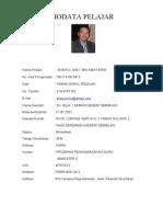 BiodataMTE3110.REFLEXI Adly