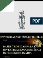 Bases Teoricas Para La Investigacion Cientifica Parte 1