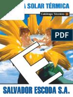 02 (Manual) Energia Solar Termica (Calalogo Tecnico) - Jamespoetrodriguez